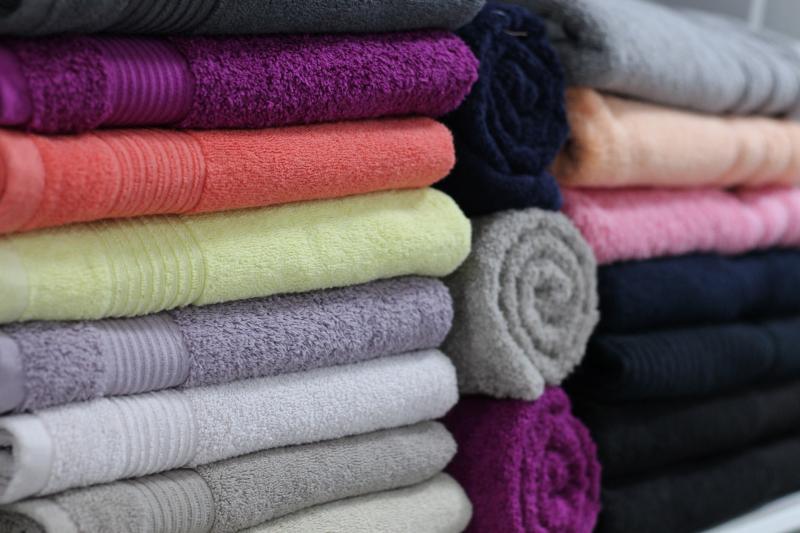 Wenn Handtücher fusseln oder einfach nicht trocknen wollen