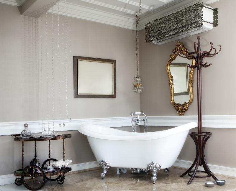 Badewannen richtig reinigen: Mit diesen Hausmitteln glänzt das Bad wieder