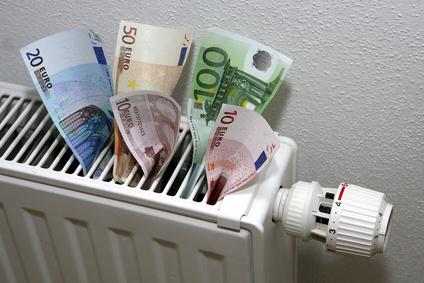 Energiekosten: Eine moderne Gasheizung spart bares Geld