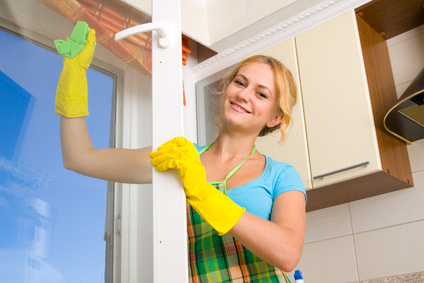 Der Artikel gibt Tipps über das Entfernen von Fensterbildern.