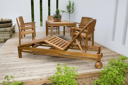 Artikelgebend sind Tipps zum Kauf von Gartenmöbeln.