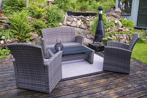 Möbel auf der SSo holen Sie Ihre Gartenmöbel aus dem Winterschlaf Terrasse