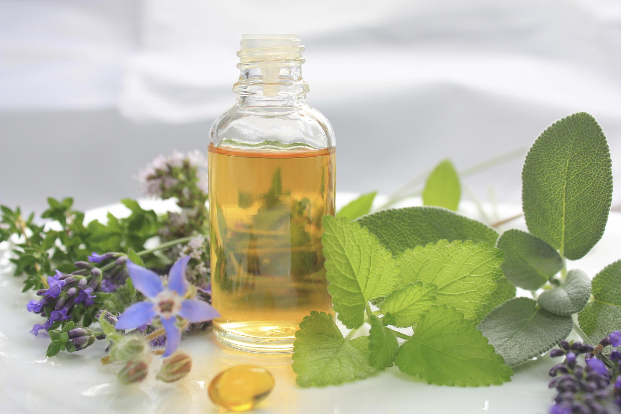 Beauty und Gesundheit: Öl von innen und außen