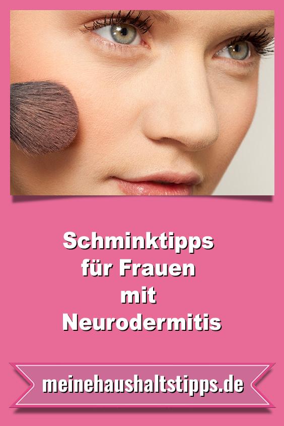 Schminktipps für Frauen mit Neurodermitis