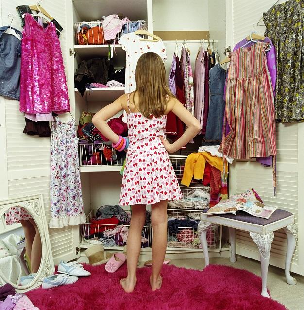 Garderobenwechsel: So lagern Sie Ihre Sommerkleidung richtig