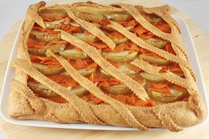Rezepttipp: Apfel-Amarettini-Tarte