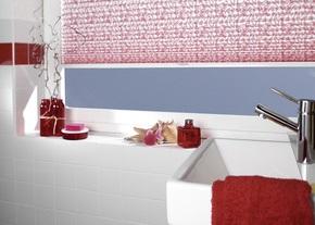 Dekoriertes Badezimmer