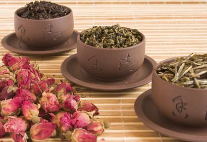 Grüner Tee erhält unsere Jugendlichkeit