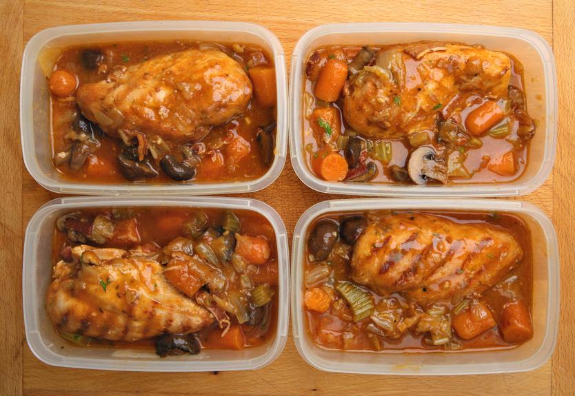 Ich hab da mal was vorbereitet: Food-Trend Meal Prep