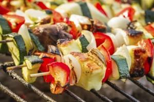 Grillen im Herbst mit saisonalen Produkten