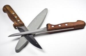 Messer schärfen – so geht´s mit einem Schärfgerät