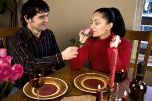 Tischdeko zum Valentinstag: Für romantische Stunden zu zweit