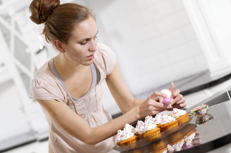 Sparen mit dem Cupcake-Maker