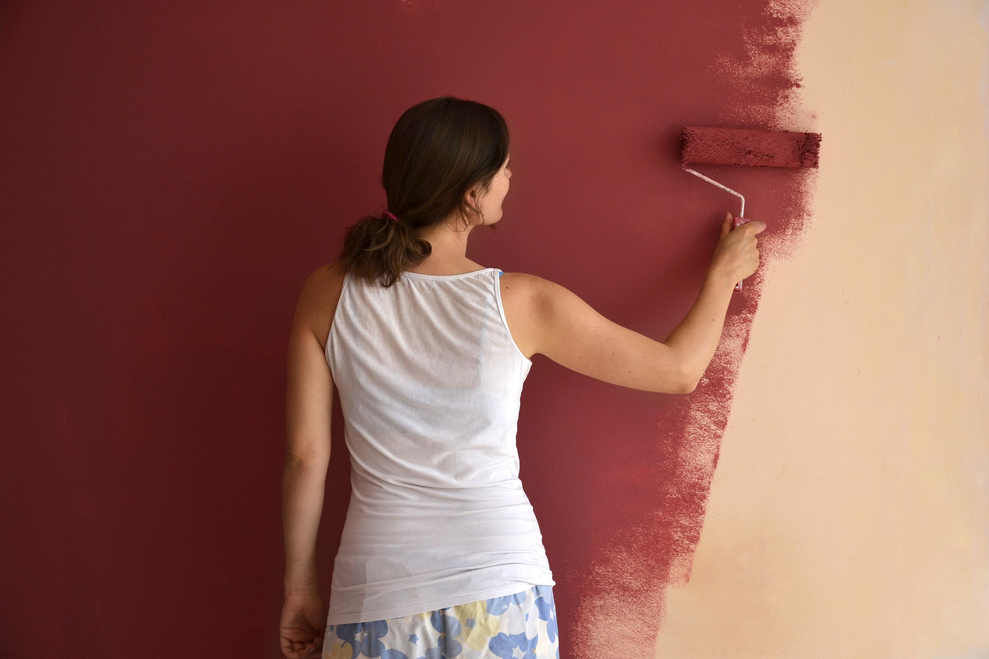 Wände selber neu gestalten