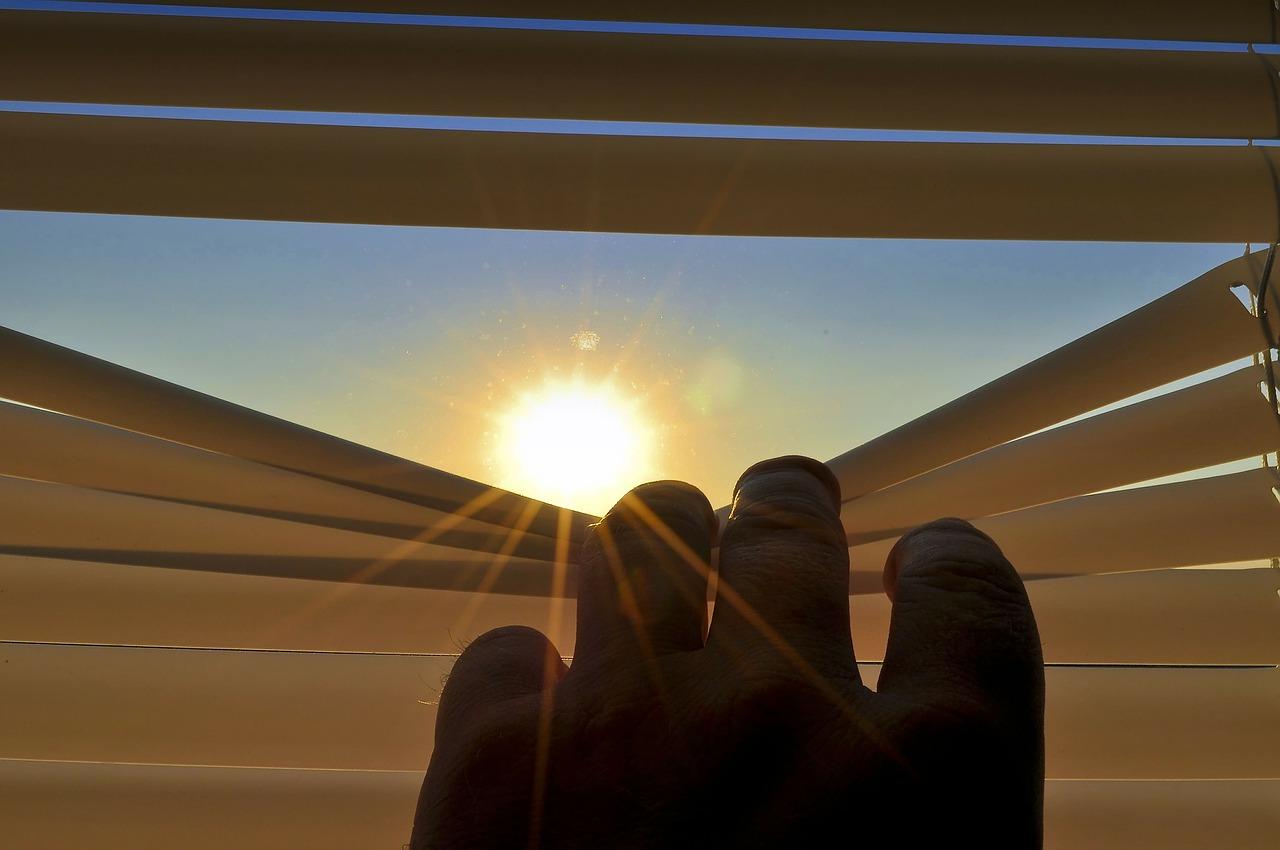 Was ist der beste Sicht- und Sonnenschutz fürs Fenster?